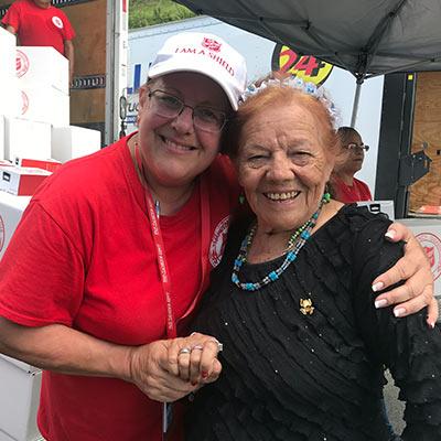 Kathy Dyer EDS Volunteer