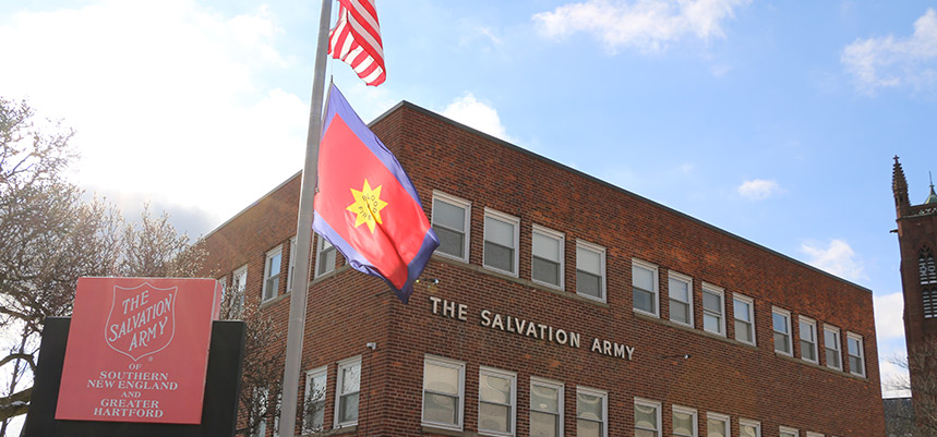 The Salvation Army Southern New England Division welcomes New Leaders!
