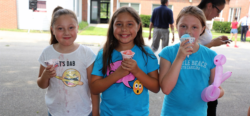 Salvation Army Camp Willi ends summer with a party!