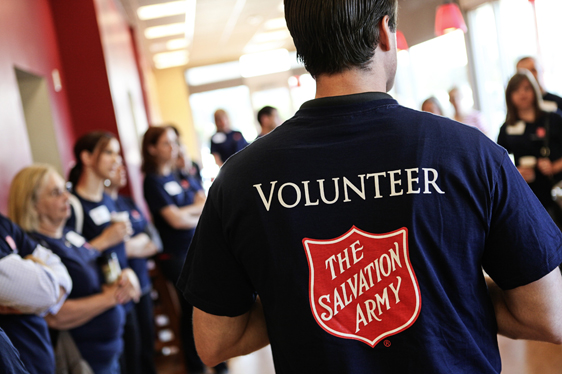 Fort Lauderdale Soup Kitchen Volunteer