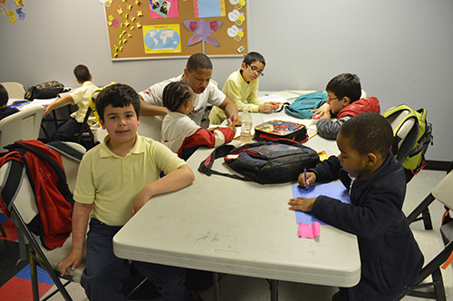 The Salvation Army Boys and Girls Club of Newark Ironbound After School Program