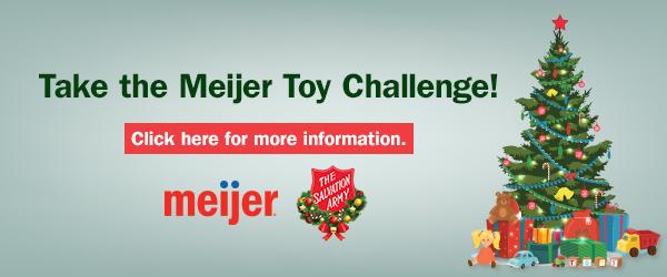 Meijer Toy Challenge
