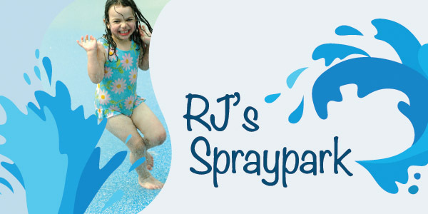 RJ's Spray Park - Salvation Army Kroc Center, Ashland, Ohio
