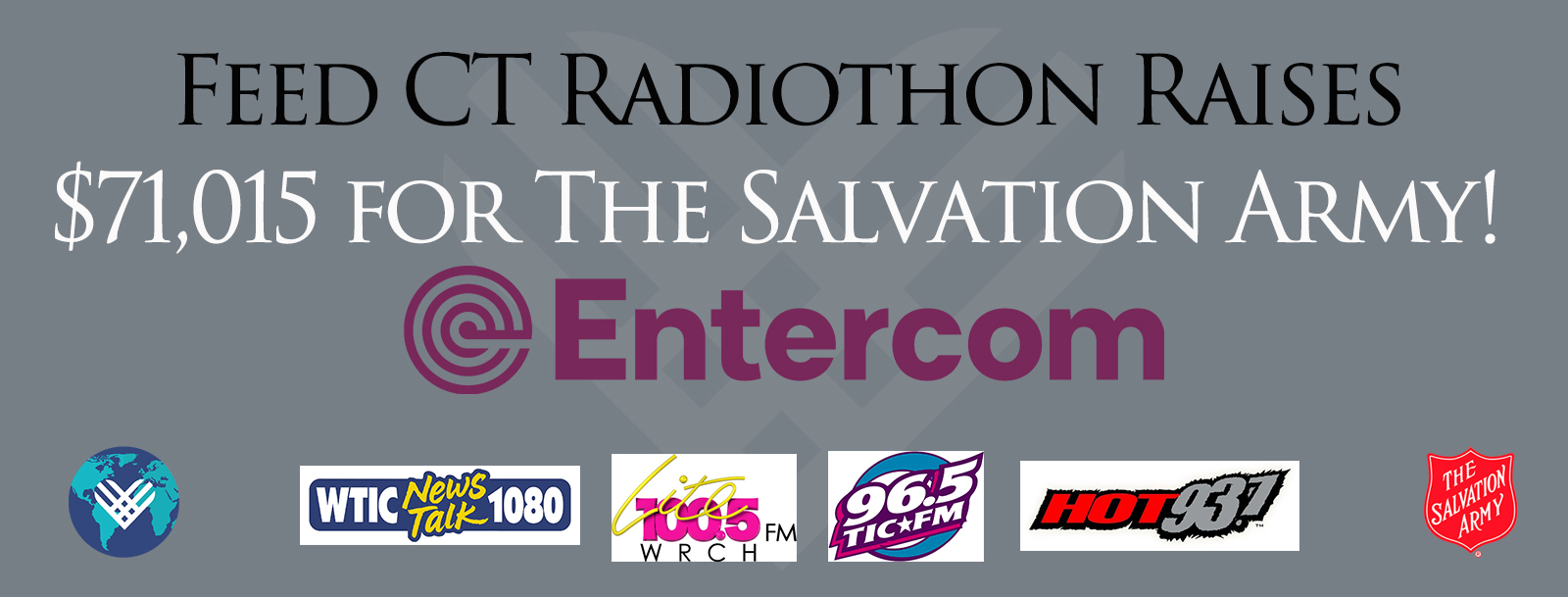Feed CT Radiothon Thank You