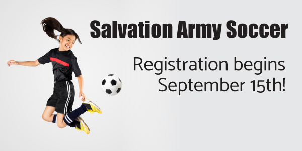 Salvation Army Soccer