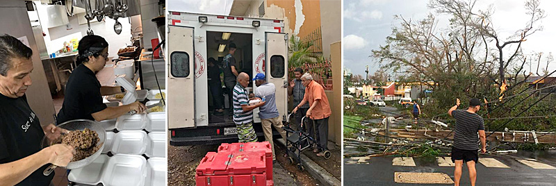 Help Continues Despite Shortages In Puerto Rico