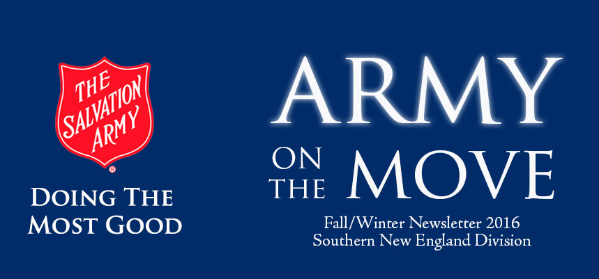 Army On The Move Fall Winter 2016
