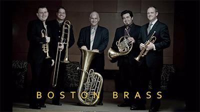Boston Brass Live Concert