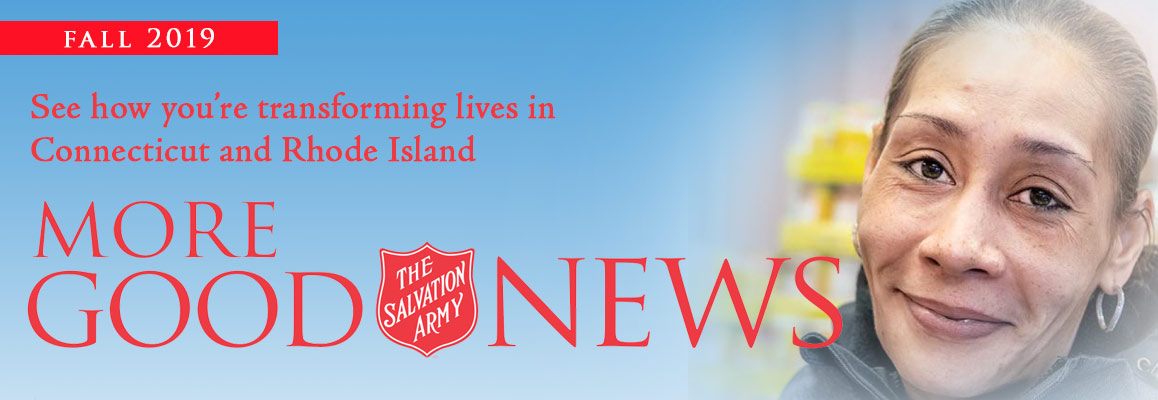 The Salvation Army Newsletter Spring 2019 Connecticut and Rhode Island
