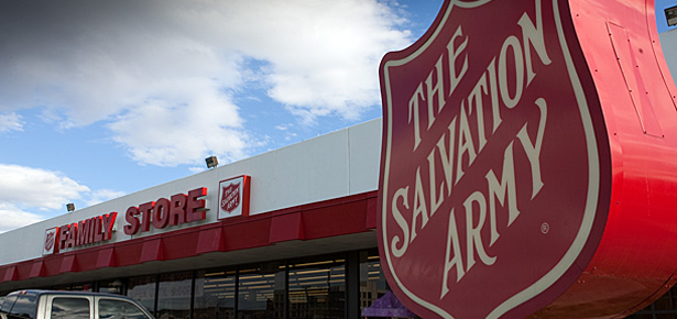 The Salvation Army In Central Ohio Thrift And Family Stores