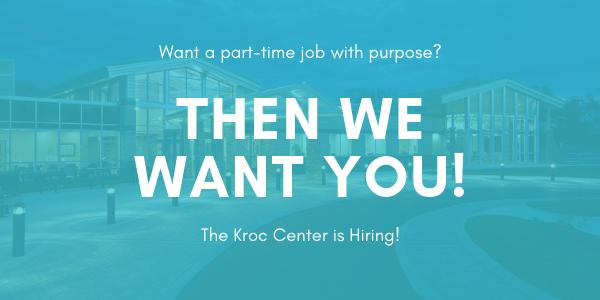 Ashland Kroc Center job opportunities