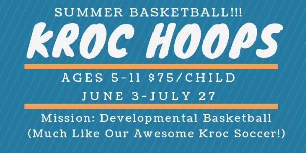 Ashland Kroc Center Summer Basketball League
