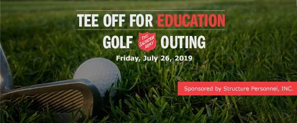 Tee Off for Education