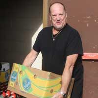 James at The Salvation Army of Tonawanda, NY