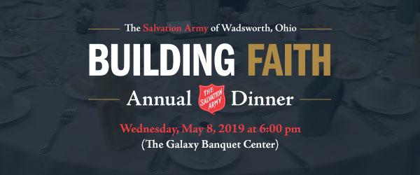 Wadsworth Annual Dinner