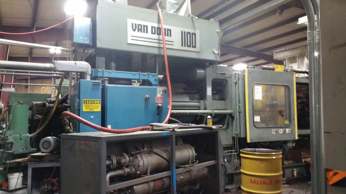 Affordable Machinery   Used Plastic Injection Molding Machines For Sale
