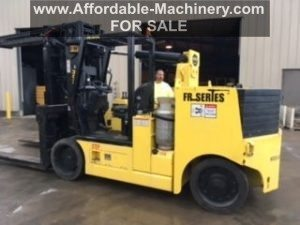 Affordable Machinery | Used Forklifts From 30,0001lb To