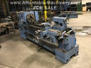 Affordable Machinery | Metal Lathes