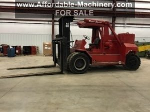 Affordable Machinery | Used Forklifts Over 60,000lbs Capacity