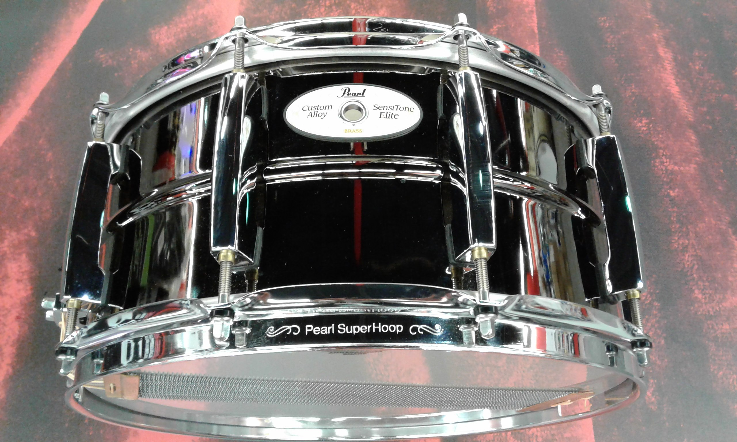 Used Snare Drums Archives - Page 7 of 11 - Sam Ash Used Gear