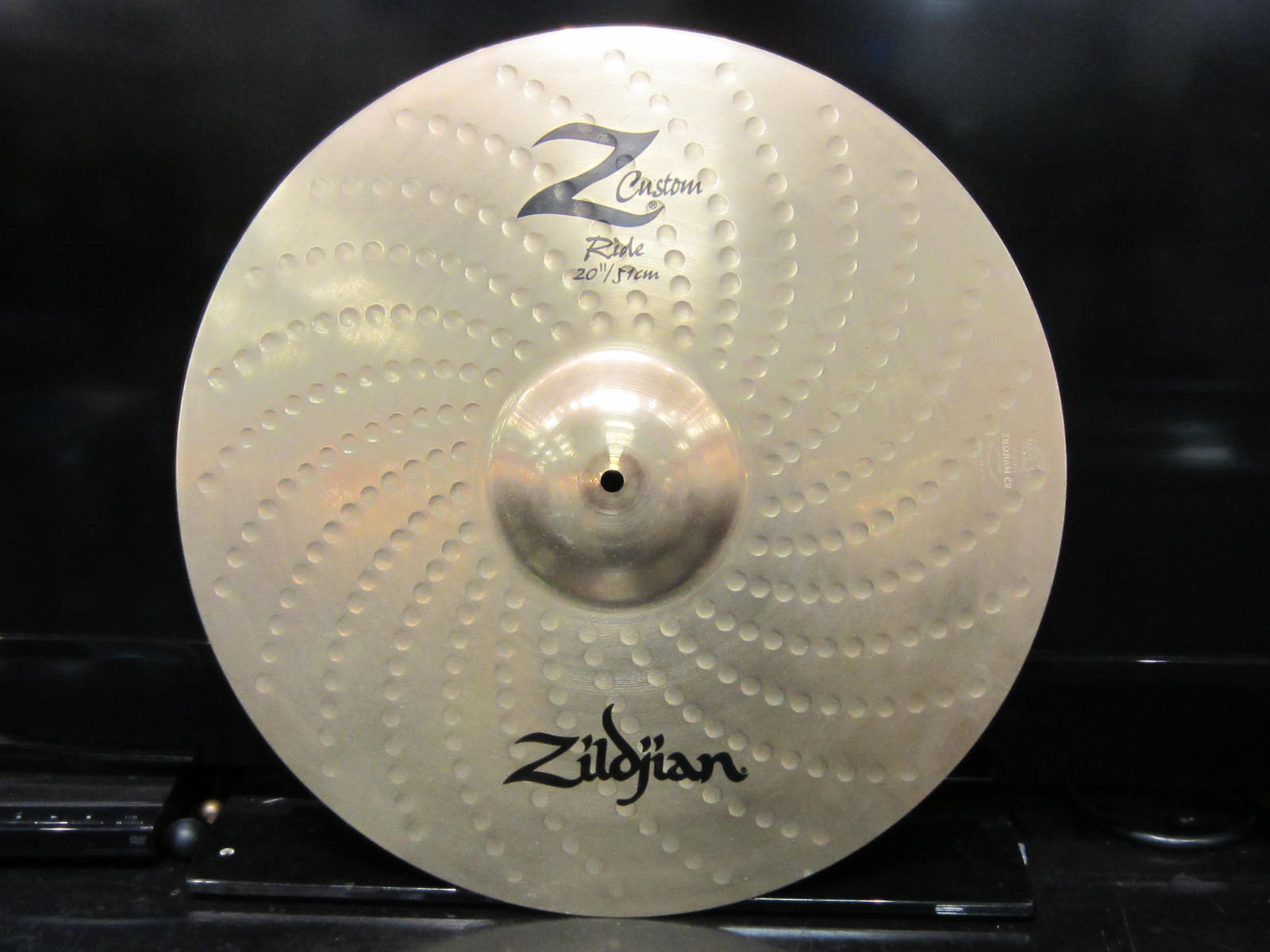 e0f7c812dc47 Used Zildjian Z Custom Ride. SKU  UZ8221112. UZ8221112-1