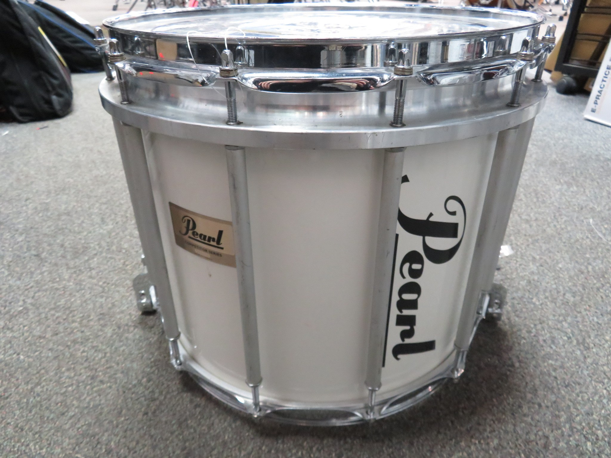 used pearl pearl competitor series marching snare sam ash used gear. Black Bedroom Furniture Sets. Home Design Ideas