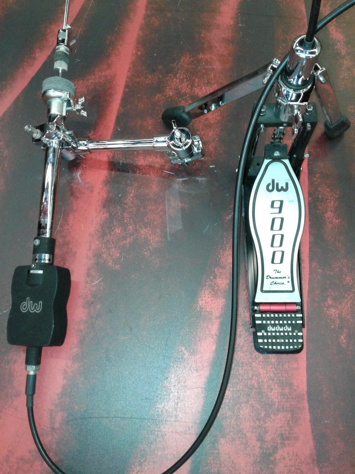 9000 Series Remote Hihat with 4