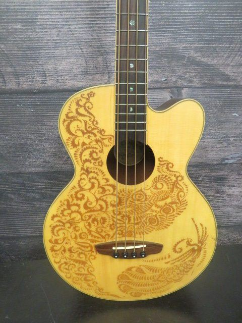 Used Acoustic Bass Guitars Archives - Sam Ash Used Gear