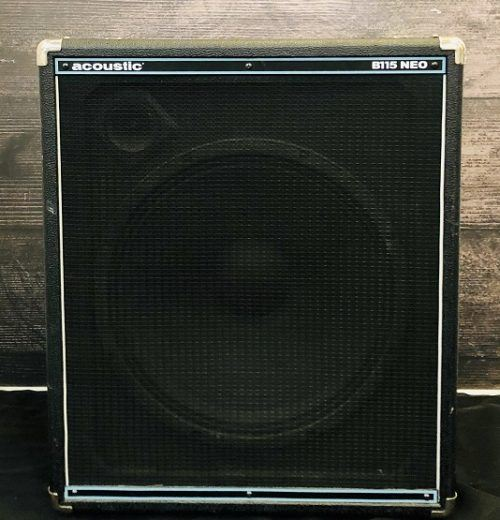 Used Bass Amp Cabinets Archives - Sam Ash Used Gear