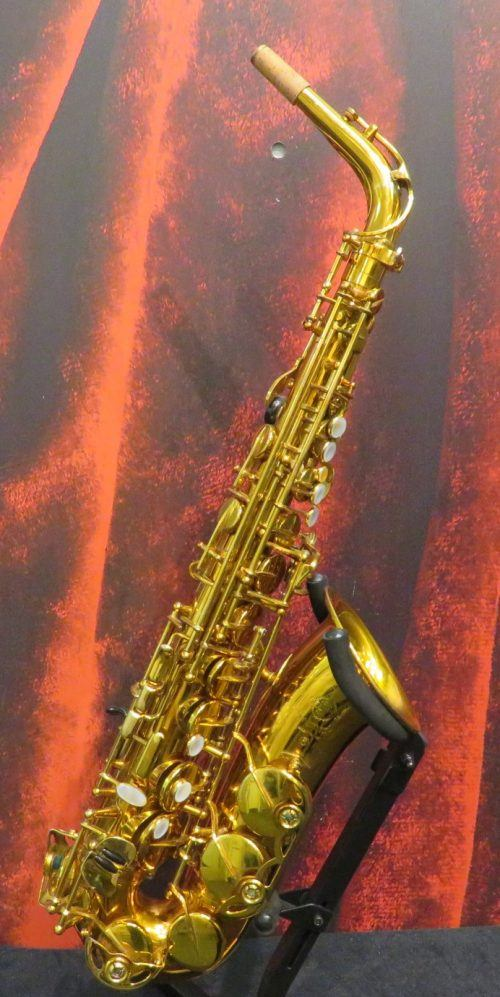 Used Alto Saxophones Archives - Page 4 of 13 - Sam Ash Used Gear