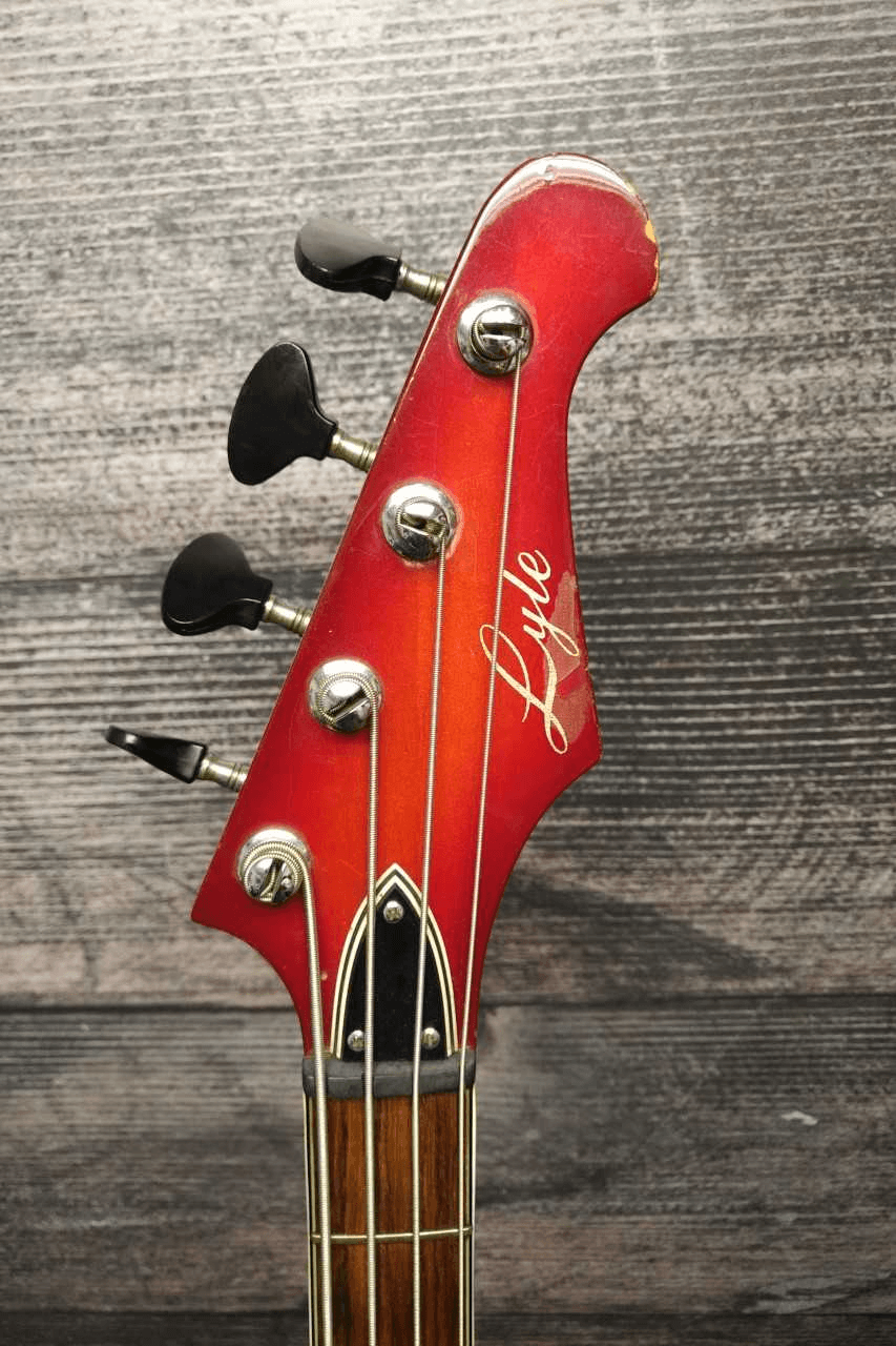 LYLE HEADSTOCK
