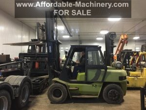 Affordable Machinery | Used Large Capacity Forklifts For Sale ...