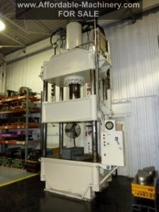 Affordable Machinery | Presses 255 to 500 Tons