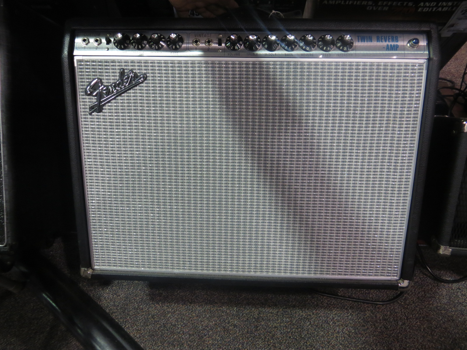 fender 65 twin reverb reissue dating nake