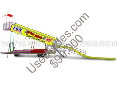 Fiberglass speed slide 400x298
