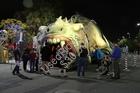 Halloveen large creature