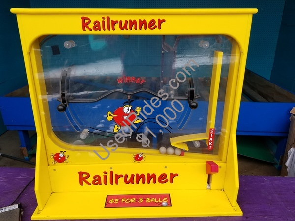Games rail runners