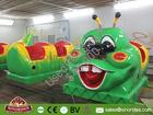 Slide coaster carnival rides
