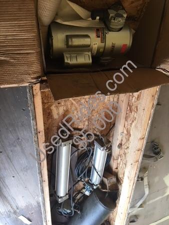 Tron air door kit