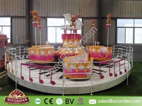 Sweety music box ride