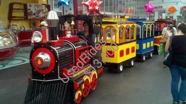 Majico train