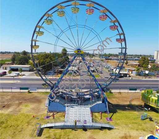 Blue giant wheel day 1