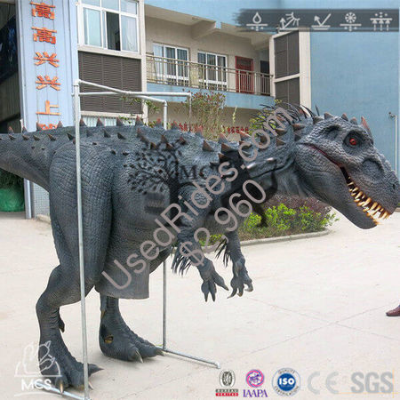 Dinosaur costume walking with dinosaurs indominus rex dcir001 %281%29