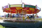 1947 allan herschell 3 row carousel full2