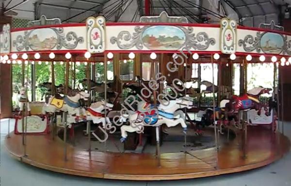 1928 parker 2 row carousel full
