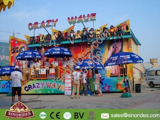 16 seats crazy wave rides for sale