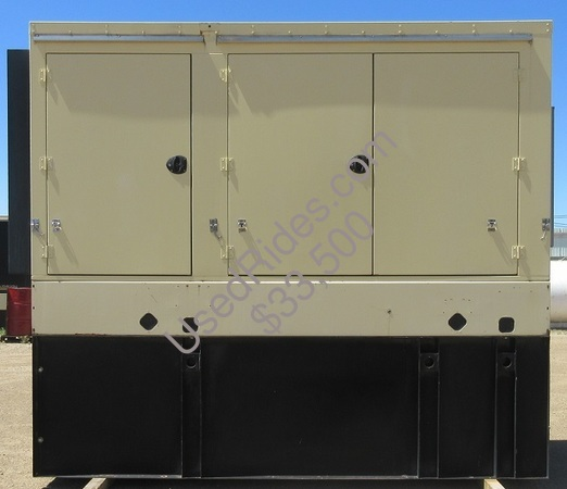 300 kw kohler volvo enclosed with tank sn 2062754 view %281%29