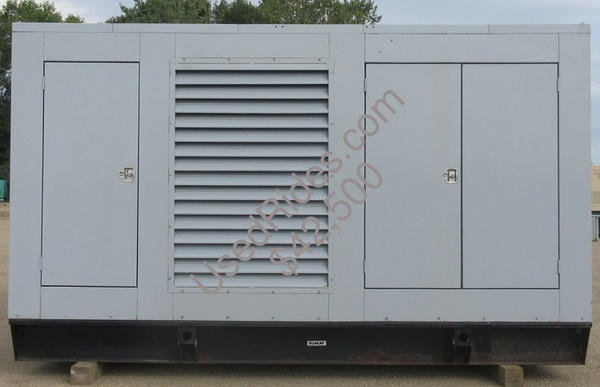 500 kw spectrum ddc mtu enclosed with tank sn 0704237 view %281%29