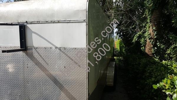 22 ft trailer