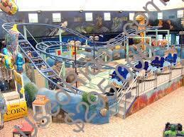 Twister roller coaster